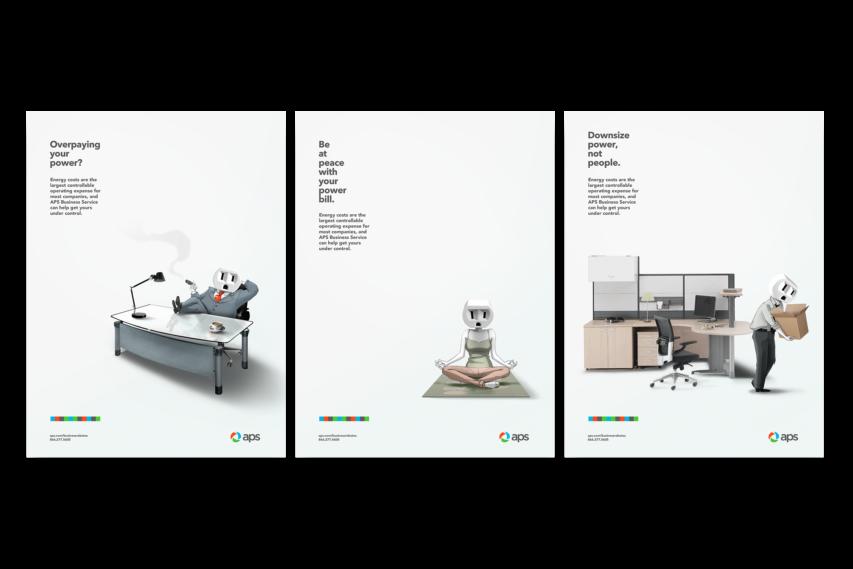 APS Print Design Comps