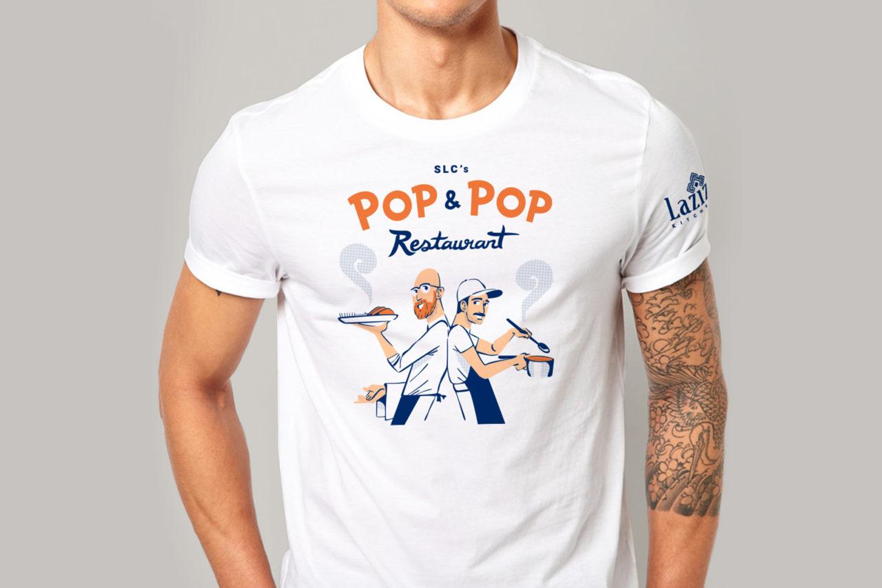 Laziz: Pop & Pop Illustration